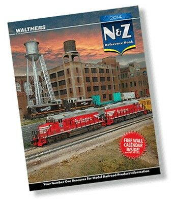 Walthers - 2014 N&Z Reference Book