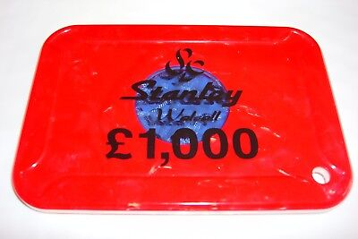 Stanley's (Walsall)  £1000 plaque. Abbiati sample.