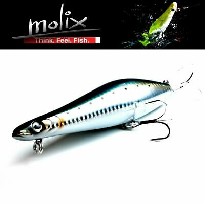 Molix Ultimate Topwater Lure Proteus Mtw 90