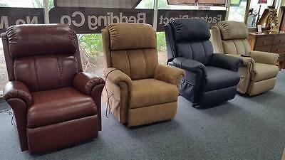 NEW Orthopaedic Electric Adjustable Massage Recliners | Elite Bedding Co.