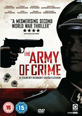 The Army of Crime NEW PAL Arthouse DVD France