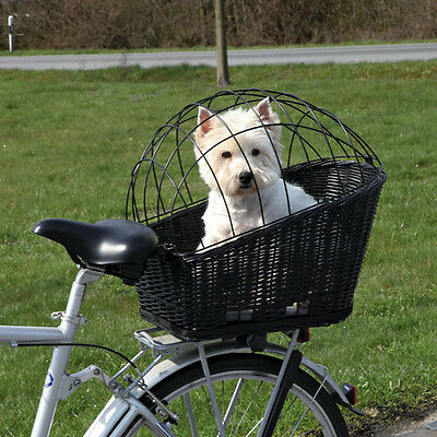 Trixie Bicycle Basket for Dogs, 35 x 49 x 55 cm, NEW