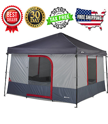 Ozark Trail 6-Person ConnecTent for Canopy Camping Tent Brand New And No Tax