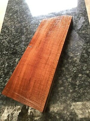 Beefwood Block / Billet . Luthier. Knifemaker #964