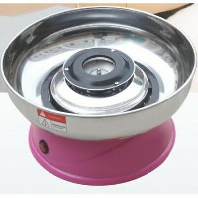 Candyfloss machine MINI with metal bowl ET-MF08,+ 2KG CANDY FLOSS SUGAR