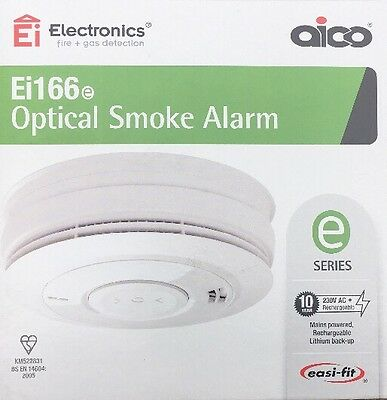 aico ei168rc smoke fire heat alarm wireless radio base interconnectable picclick uk. Black Bedroom Furniture Sets. Home Design Ideas