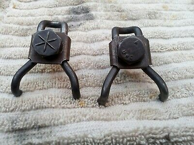 Hj Holden & Vk Holden Commodore Distributor Hold Down Clamp/clip~Used~Oem~Parts