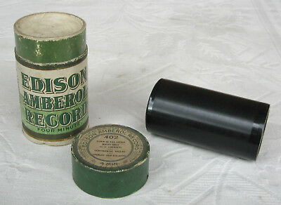 Edison Amberol Phonograph Cylinder Record ~ Music Hall song ~ Billy  Williams