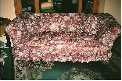 Victorian 3 Seater Chesterfield