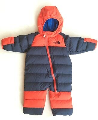 The North Face Lil Snuggler Down Bunting, Snowsuit, Infant Baby 3-6 Months, $150