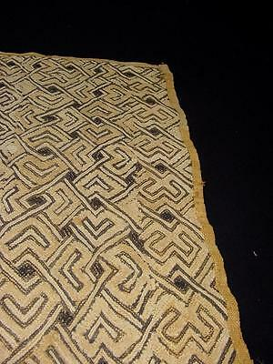 Kuba Cloth 27 Textile African Currency - Zaire