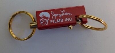 Jerry Lewis Films Telethon 2005 Key Ring Red Macx USA NOS VERY RARE LAST ONE!