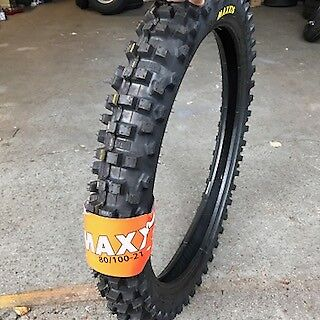 1x Maxxis MaxxCross IT Pro 80/100-21 51M New Intermediate Motocross tyre E mark