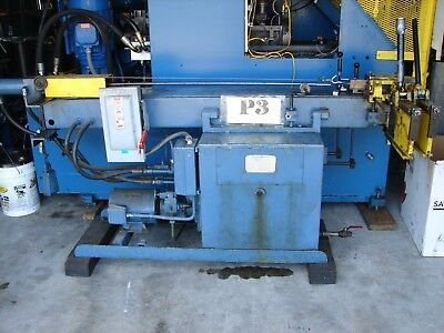 Pines Hydraulic Mandrell Tube Bender pipe bender hydraulic bender