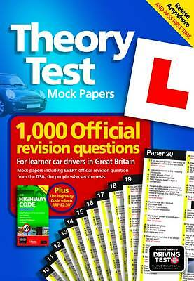 Theory Test Mock Papers by Focus Multimedia Ltd