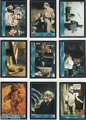 Doctor Who - Definitive Collection Series Two trading card set Dr. Who (2000)