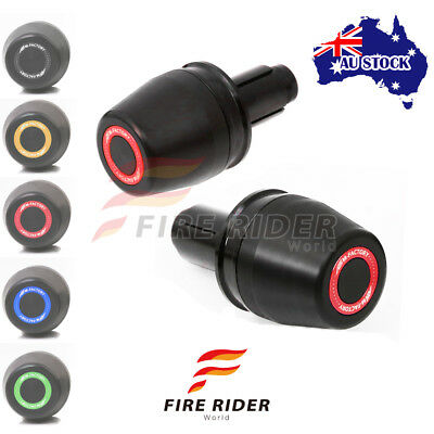 For BMW S1000RR 09-16 09 10 11 12 13 14 15 16 FRW Red OWL CNC Bar Ends