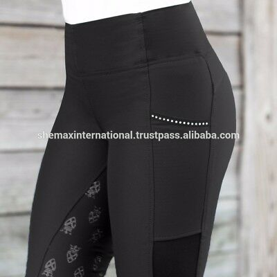 riding tights size L
