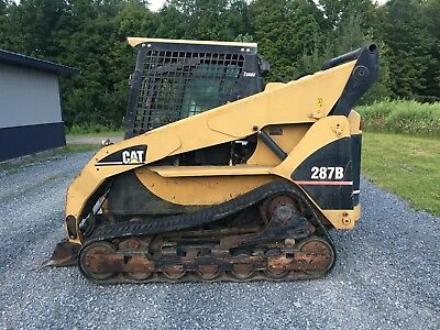 Caterpillar 287B Skid Steer Loader Great Project Machine WE SHIP!