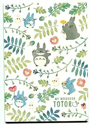 NEW Notebook Colorful Leaf My Neighbor Totoro Stationary Office School Note Book