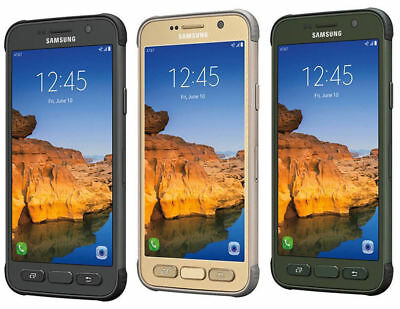 Samsung Galaxy S7 Active SM-G891A (Latest) 32GB AT&T UNLOCKED GSM 4G Smartphone