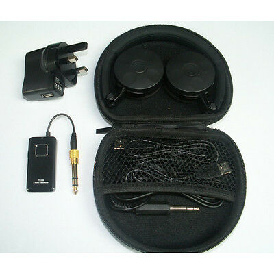 C Scope Wireless Headphone Kit for Metal Detecting