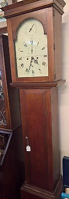 Georgian Antique Grandfather Clock - Long Case by James McCabe of London c.1790