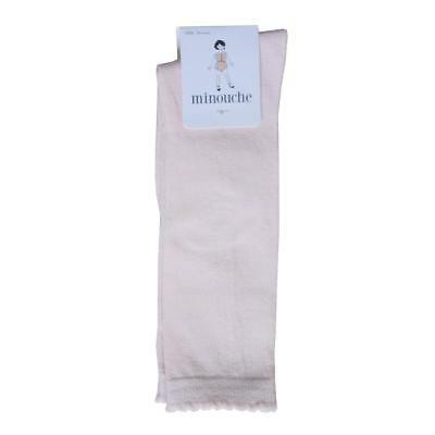 NEW Minouche Knee-high socks - buttermilk