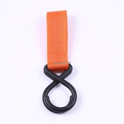 Baby Stroller Hook Clips Multifunction Strap Hanger Stroller Accessories C1MY