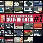 SOUL ON THE REAL SIDE 2 Various NEW & SEALED MODERN SOUL CD OUTTA SIGHT NORTHERN