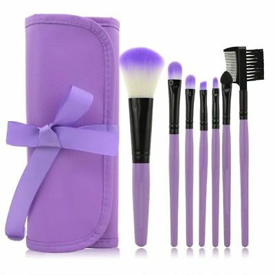 7pcs Makeup Brushes Set Blending eyeshadow Blush Foundation Cosmetic brush Tool