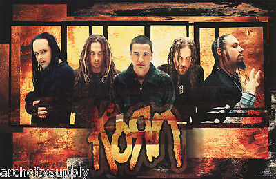 Lot Of 3 Posters: Music: Korn - Rough Edges  Free Shipping !!   #6233    Rc38 X