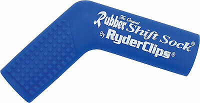 Ryder Clips Rubber Shift Sock Blue RSS-BLUE