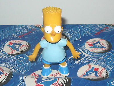 Collection Of Simpson Toys