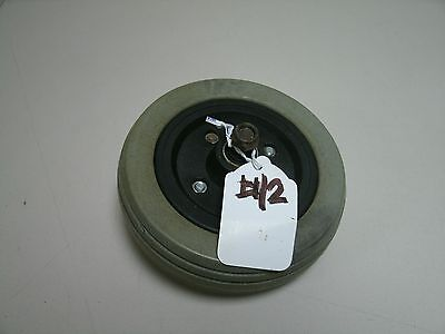 Invacare Pronto M51 Sure Step Anti-Tip Wheel Caster Tire You are buying 1