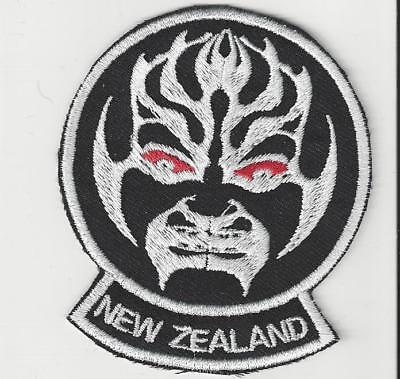 Country Of New Zealand Souvenir Patch (#1)