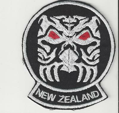 Country Of New Zealand Souvenir Patch (#2)