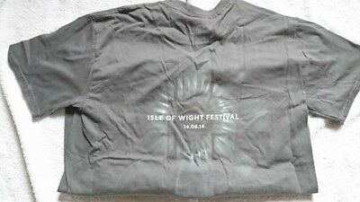 Red Hot Chilli Peppers Iow Festival Shirt