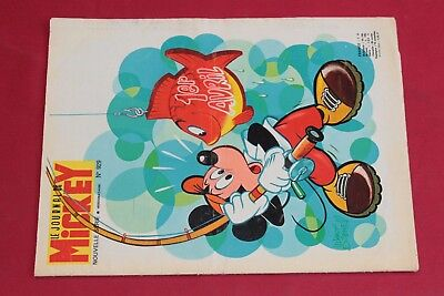 fumetto LE JOURNAL DE MICKEY WALT DISNEY  numero 929