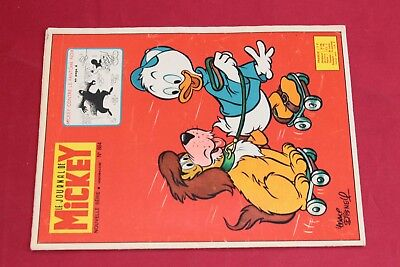 fumetto LE JOURNAL DE MICKEY WALT DISNEY  numero 884
