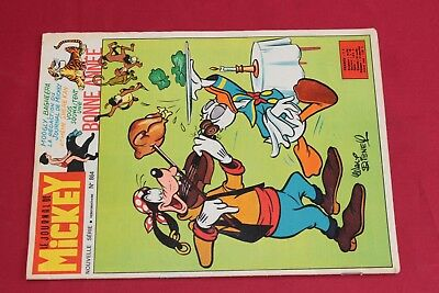 fumetto LE JOURNAL DE MICKEY WALT DISNEY  numero 864