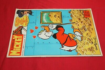 fumetto LE JOURNAL DE MICKEY WALT DISNEY  numero 861