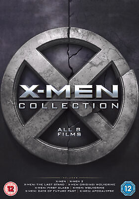 X-Men Collection (8 Films) (DVD)WOWB