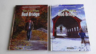 BD Lot Bd Red Bridge - collection complète - EO - TBE -  Gamberini Gabriele