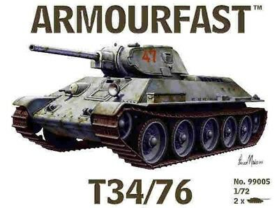 Armourfast 1//72nd Scale WWII US M36 Jackson Tank Model Kit 99025 2 Pcs NEW