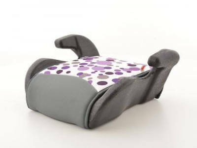 Child Car Seat Booster Baby Toddler 1-4 years 0-18kg black/purple EC Approved ✔️