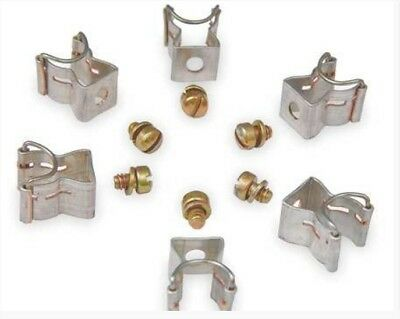 Square D 9999 S1  81361 Fuse Clip Kit 30 Amp, 250 Volts Series A