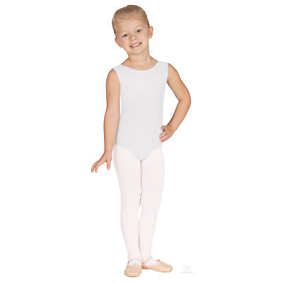 0e90f82973dd EUROTARD TANK LEOTARD Style 4489 Child Microfiber with Full Lined ...