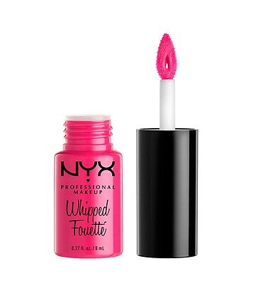 NYX Whipped Lip and Cheek Souffle - Choose Your Shade - 7.8ml