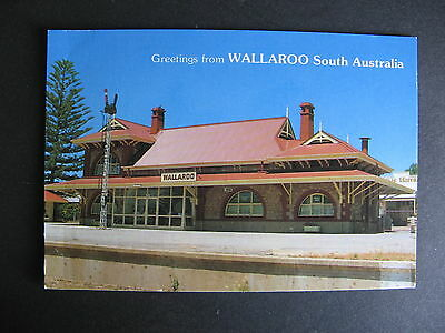 Railway Station Wallaroo South Australia